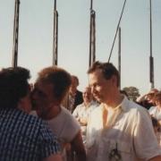 Huldiging_NK_1986
